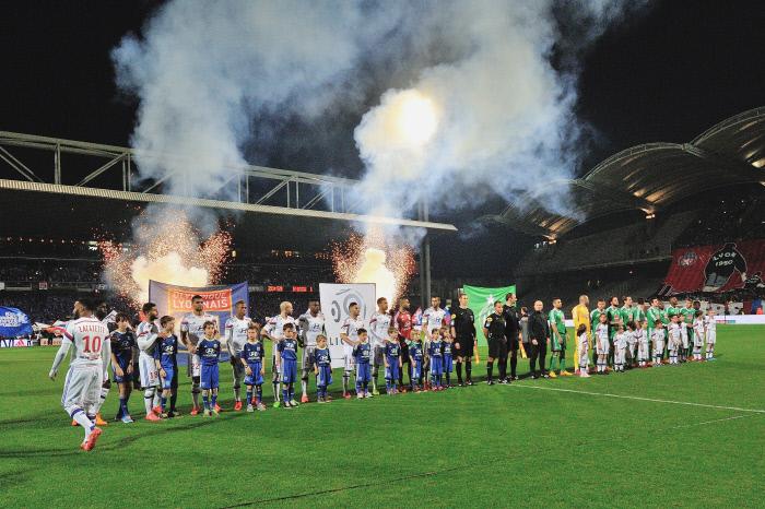 Angers - Olympique Lyonnais