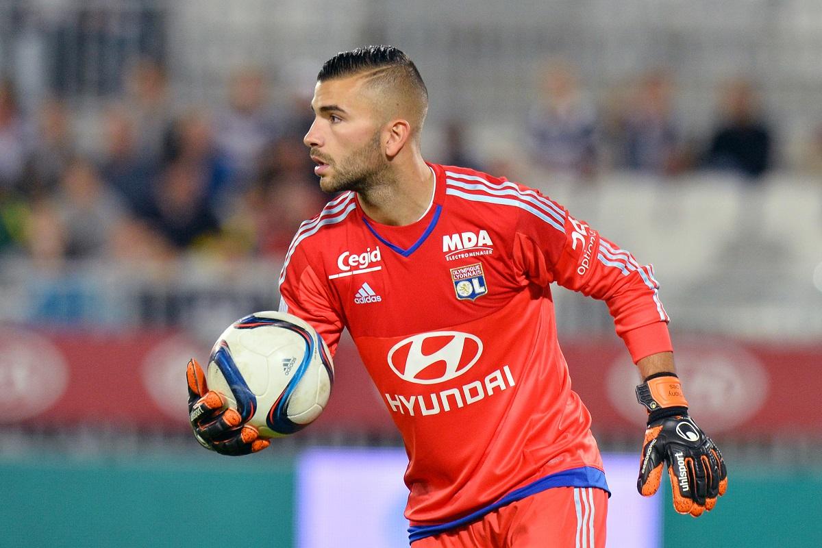 Maillot Olympique Lyonnais Anthony LOPES