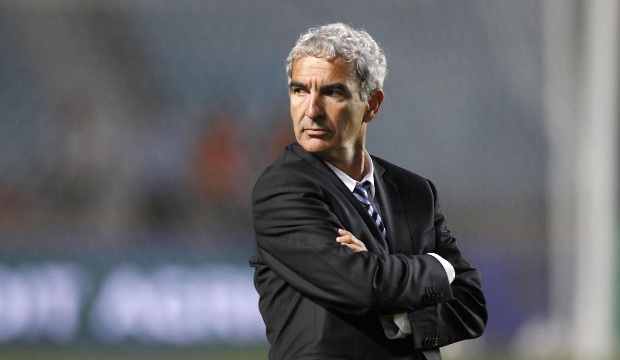 Domenech demande aux Lyonnais ne pas être trop con — Atlético