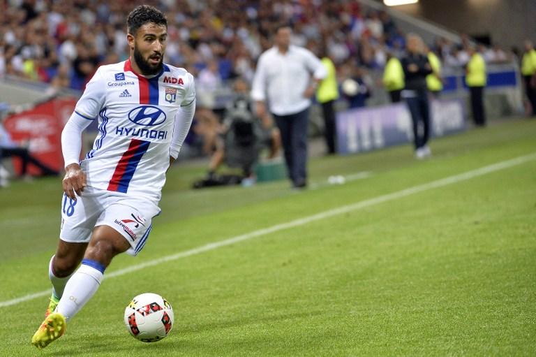 Maillot Olympique Lyonnais Nabil FEKIR