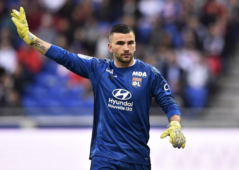 Maillot THIRD Olympique Lyonnais Anthony LOPES