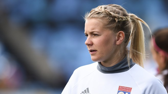 Image result for olympique lyonnais ada hegerberg psg