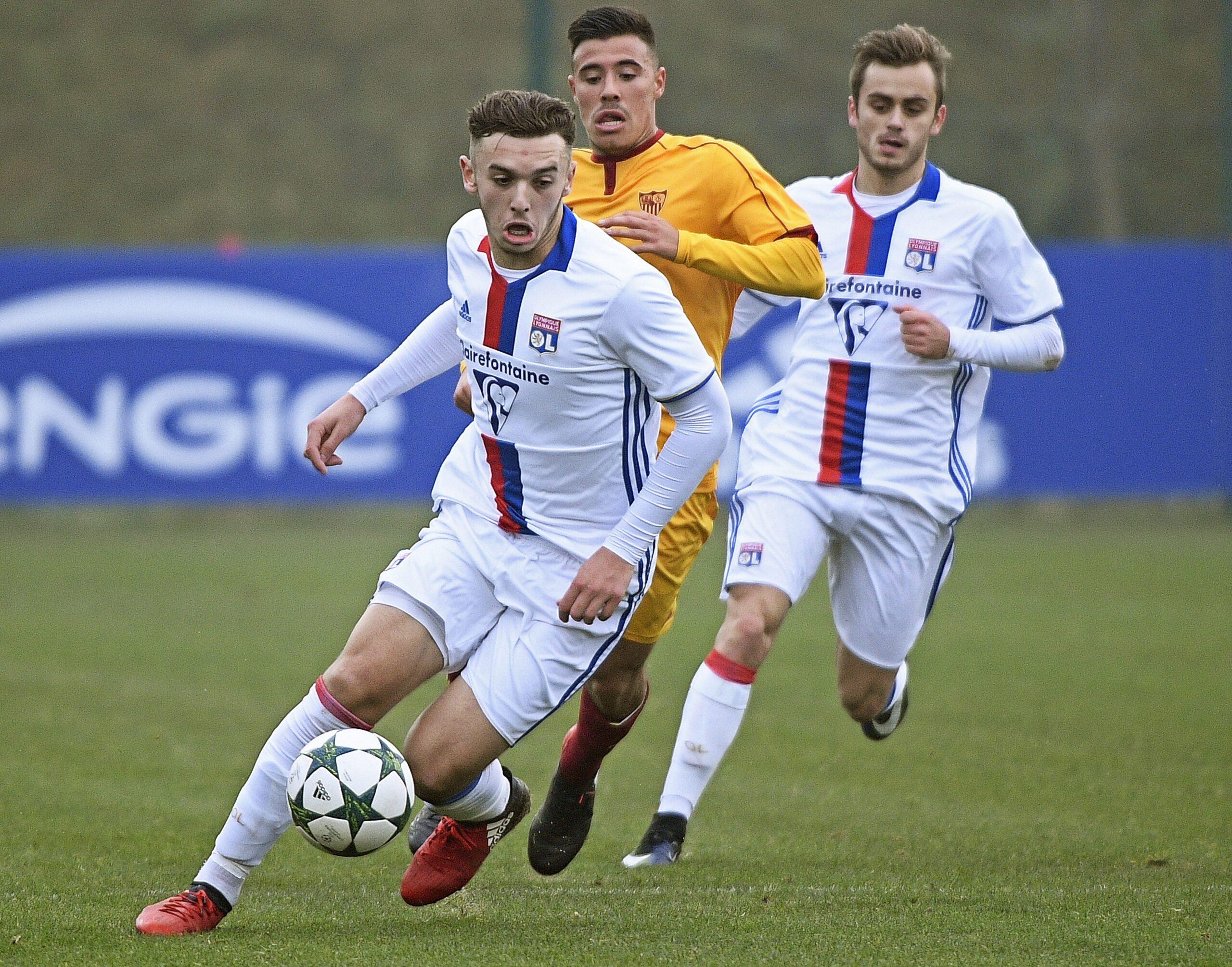 OL - Amine Gouiri : la révélation lyonnaise de l'Euro U17