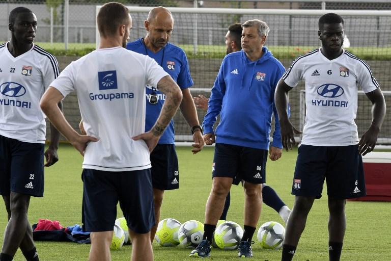 OL - Ligue Europa : Genesio et les Lyonnais à fond derrière l'OM