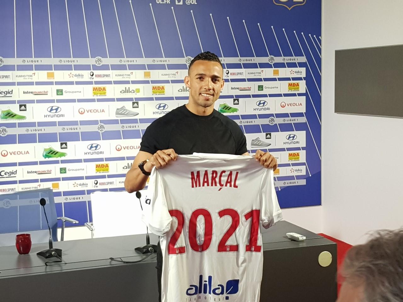 Maillot Olympique Lyonnais MARCAL
