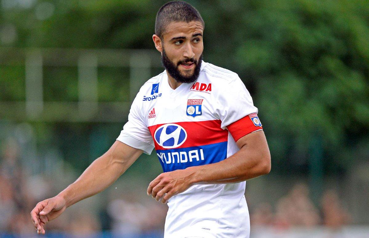 Maillot Domicile Olympique Lyonnais Nabil FEKIR