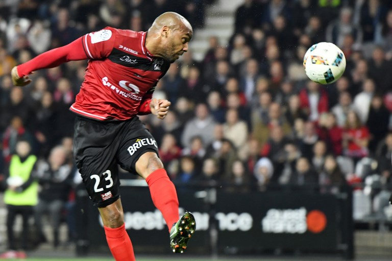 Jimmy Briand va quitter le club — Guingamp