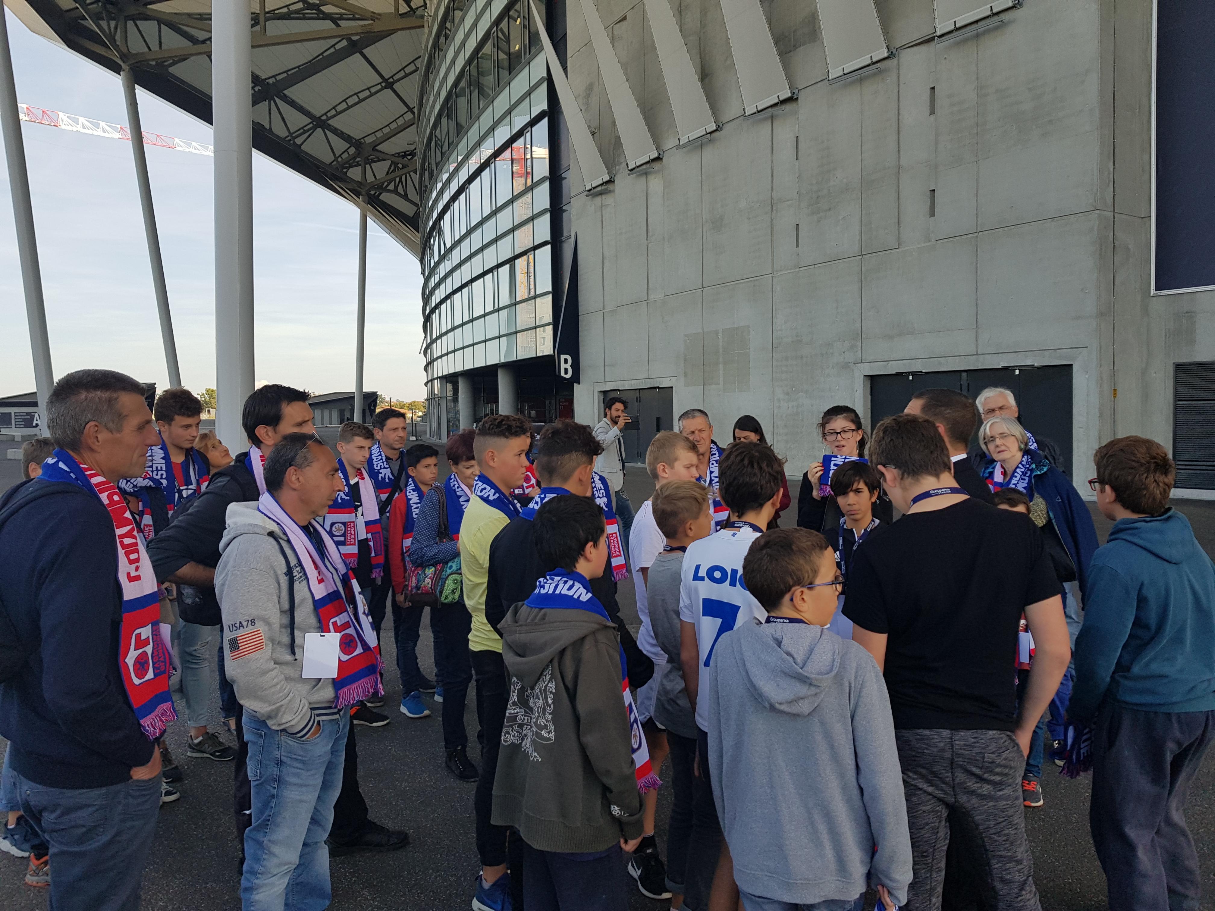 OL Anthony Jaffre Le Groupama Stadium A Une Me Quality 386f5 3e21e Visite
