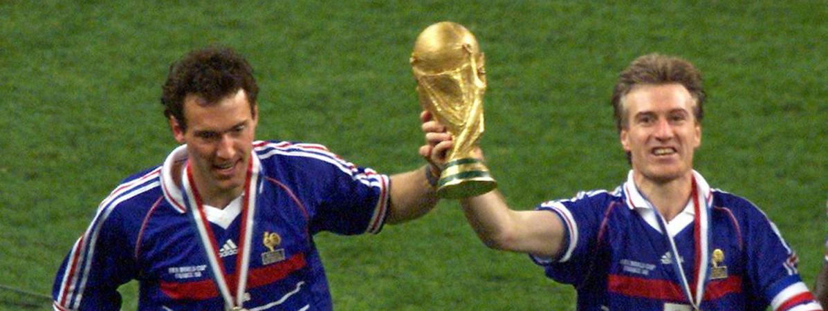 Coupe du monde 98 votez pour lyon olympique lyonnais - France 98 coupe du monde ...