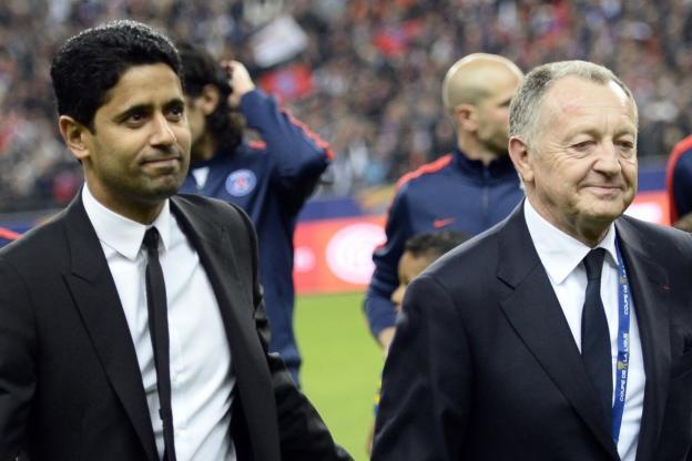 Jean-Michel Aulas lance un nouveau tacle au PSG — OL