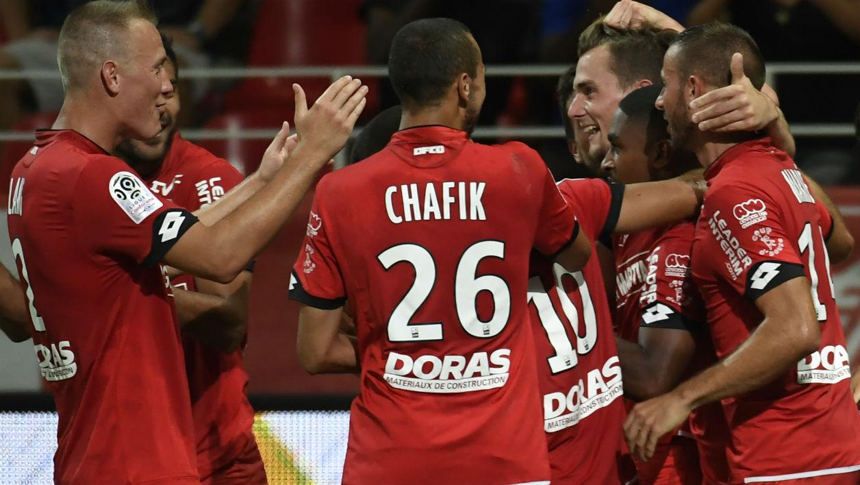 Ligue 1 : Lyon impose son tarif à Dijon