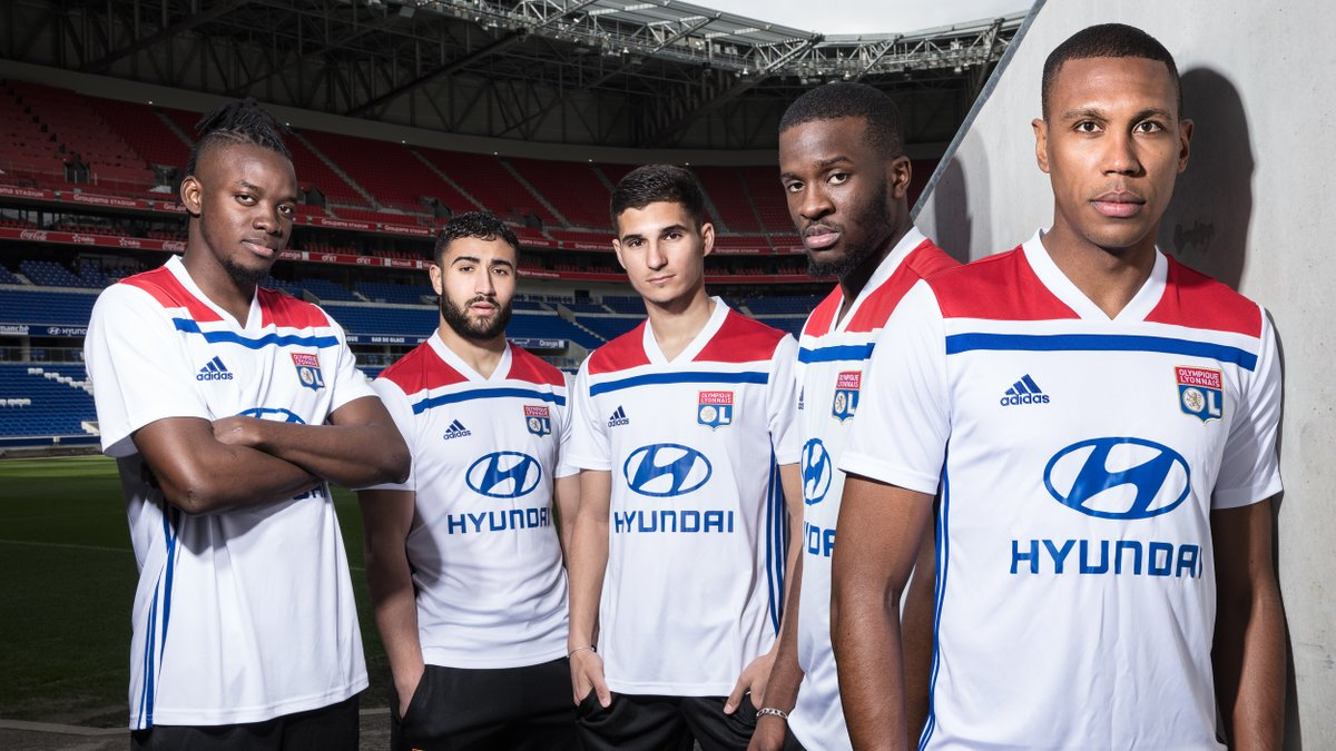 Maillot OL Moussa DEMBELE