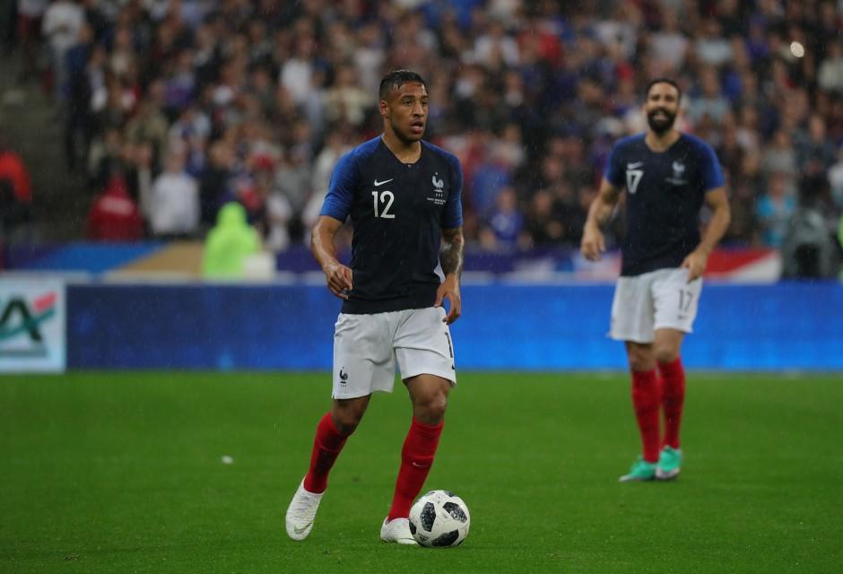 France-Belgique: Mendy toujours absent de l'entraînement avec les Bleus