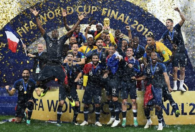 Mondial 2018 - Fekir et Umtiti, attendu et vu, près de Lyon