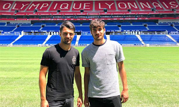 Maillot Domicile Olympique Lyonnais Léo DUBOIS