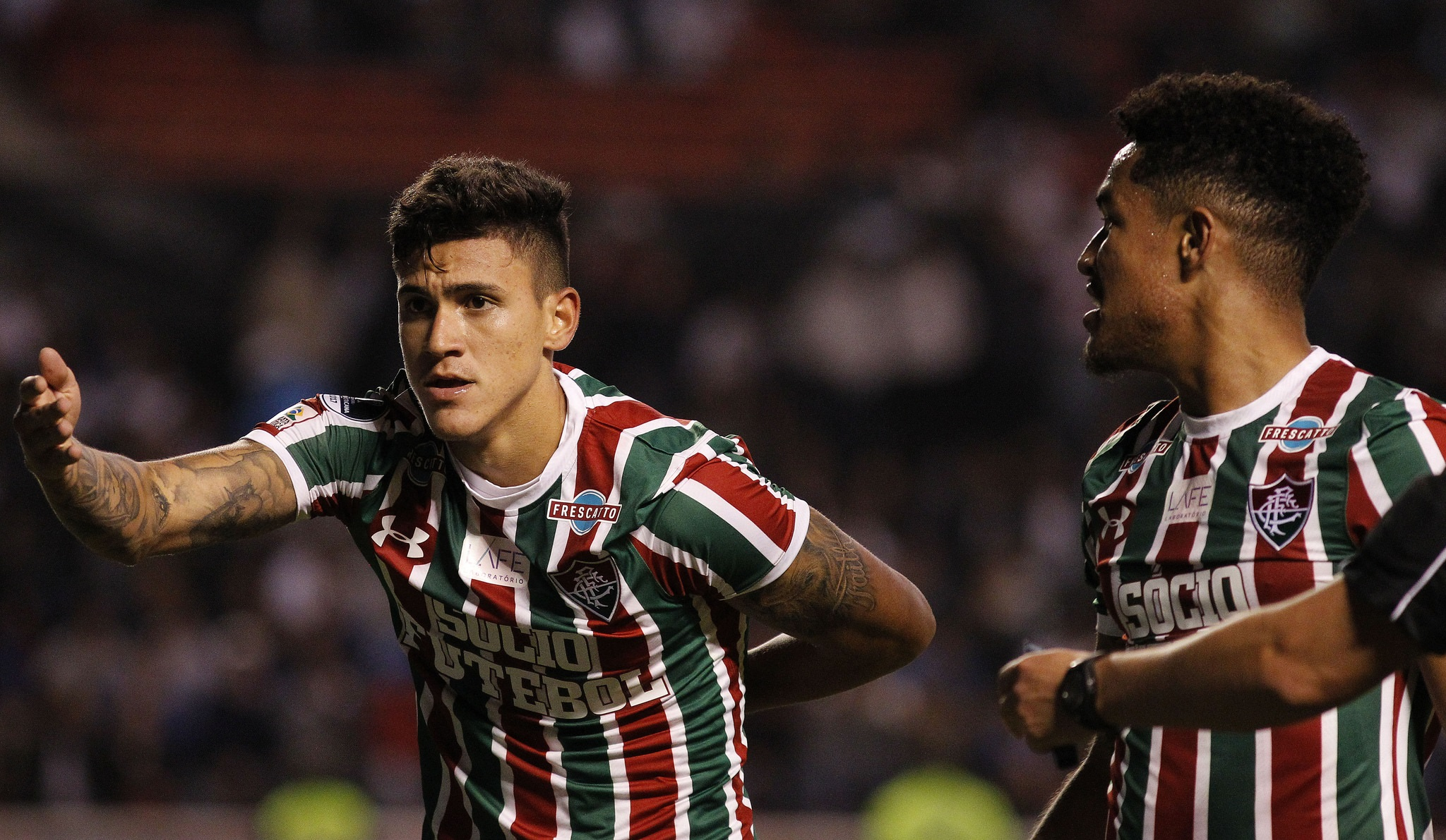 Le meilleur buteur du Brésil pour remplacer Malcom — Mercato Bordeaux