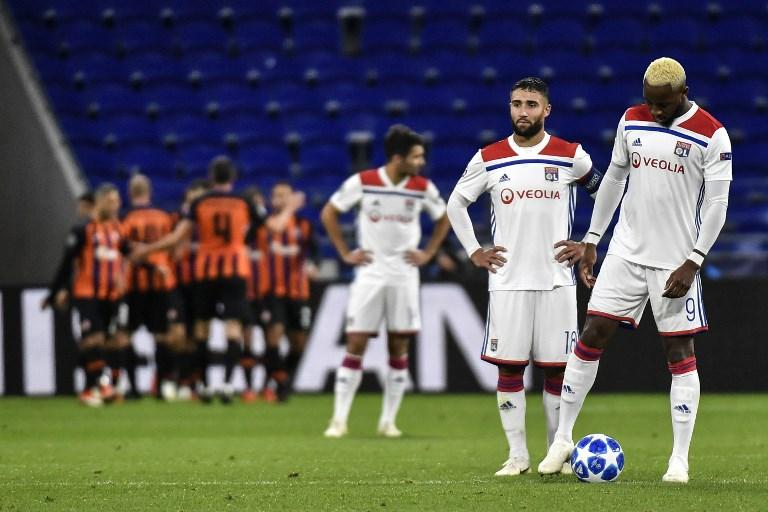 Lyon - Manchester City (2-2) : Maxwel Cornet, un coin de ciel bleu