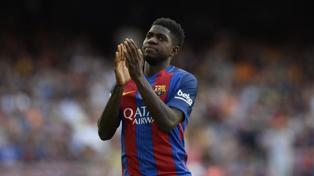 Umtiti a repris l'entraînement avec le groupe — Barça
