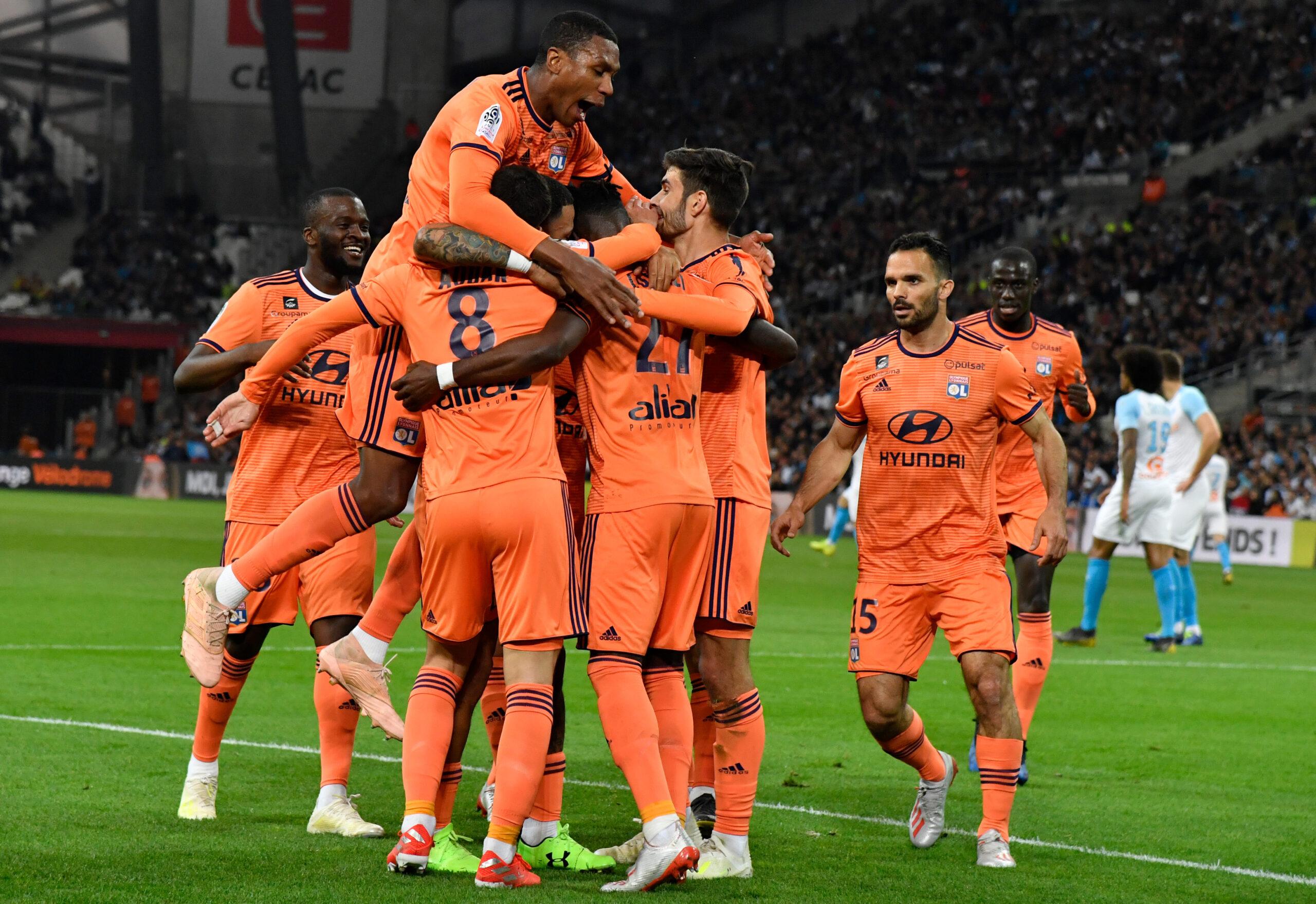Statistiques de Lyon et Marseille