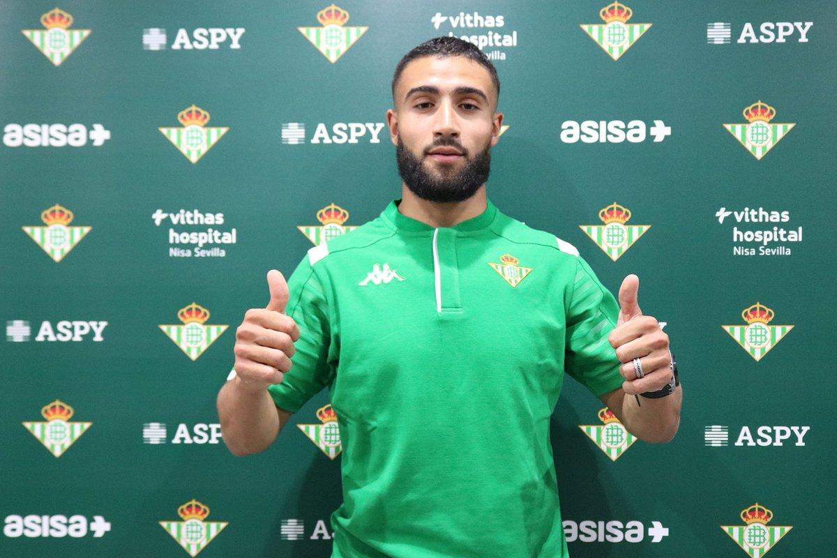 Nabil Fekir déjà adopté par ses nouveaux coéquipiers — Anciens