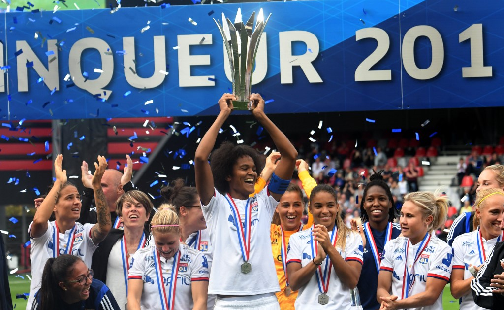 L'OL s'impose aux tirs aux buts — Trophée des championnes