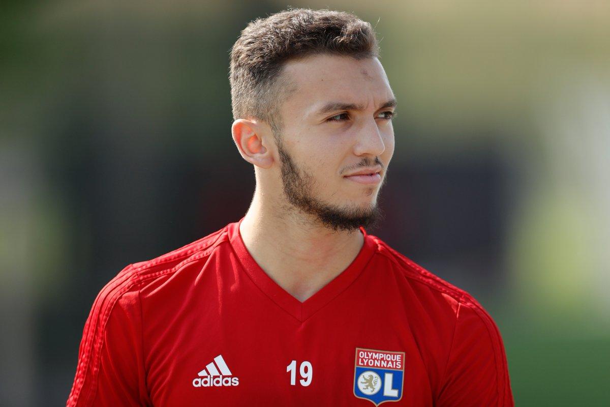 Amine Gouiri se rapproche de l'OGC Nice — Mercato