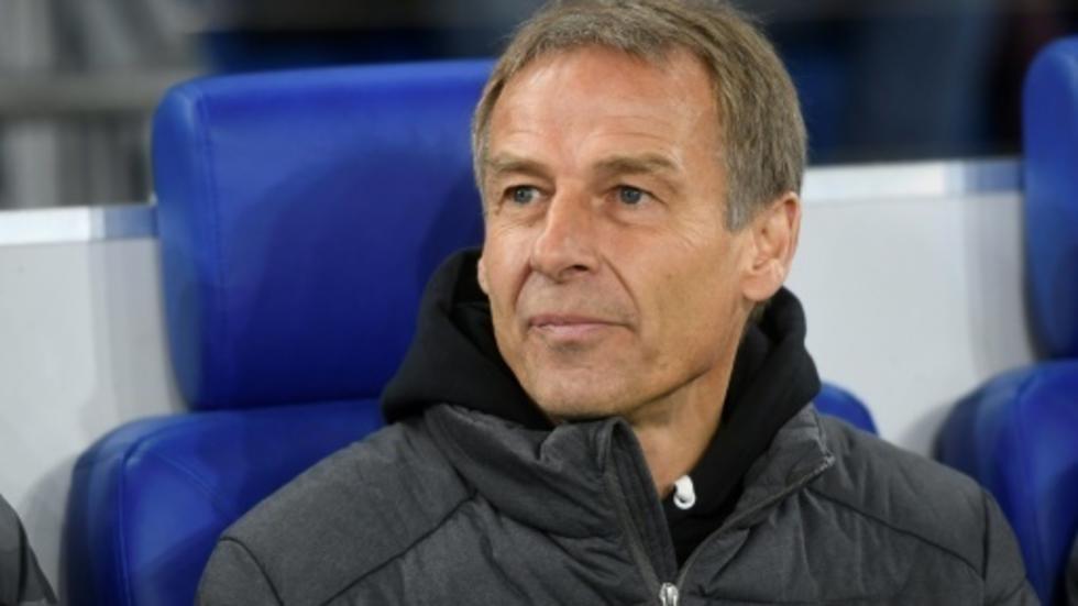 Klinsmann quitte son poste d'entraîneur au Hertha Berlin après dix semaines