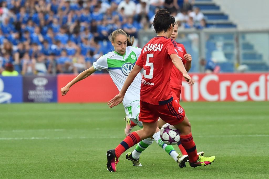Septième sacre pour les Lyonnaises en Ligue des Champions — Wolfsburg-OL