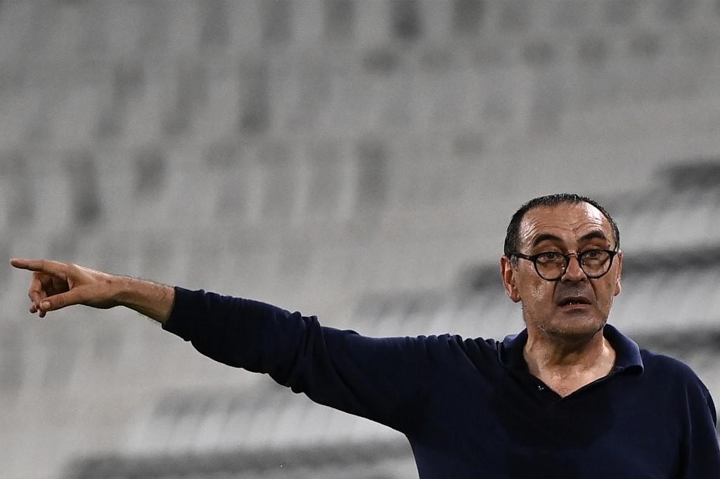 Agnelli a licencié Maurizio Sarri (off.) — Juventus Turin